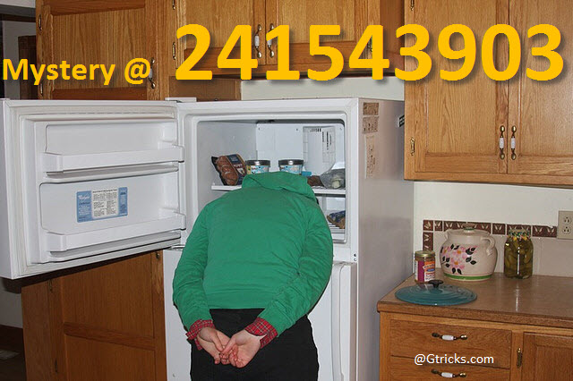 Head in Freezer - 241543903 