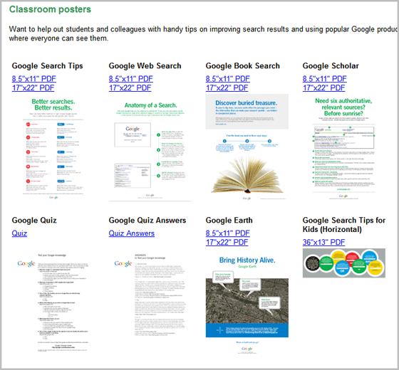google free poster