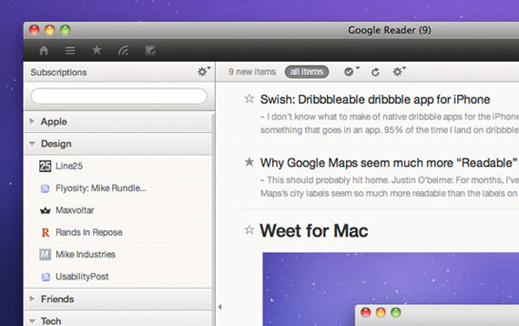 pure-reader mac theme