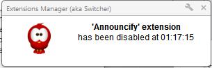 html5 notification