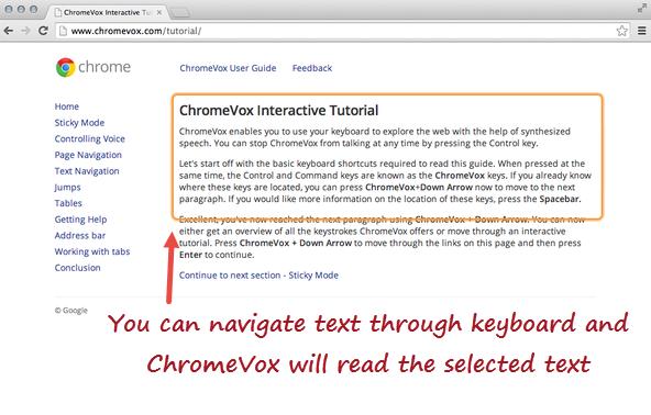 chrome-vox