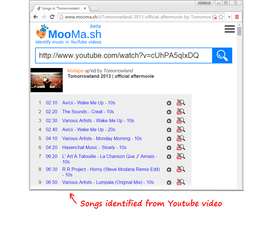 Easiest Way To Identify Soundtrack In Youtube Video