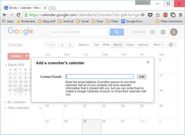 Coworker_Google_Calendar