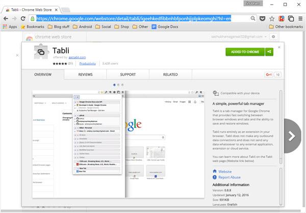 tabli_install