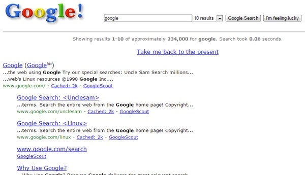google-search-tricks-google-in-1998