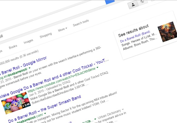 google-search-tricks-do-a-barrel-roll