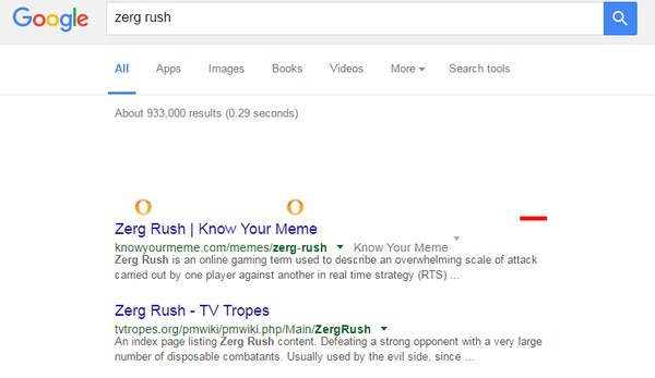 google-search-tricks-zerg-rush