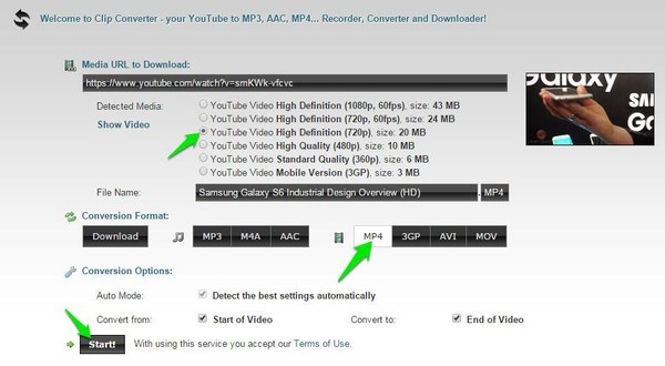 download-youtube-videos-clipconverter-start