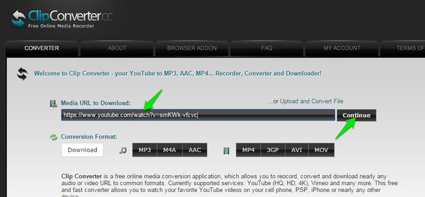 download-youtube-videos-clipconverter