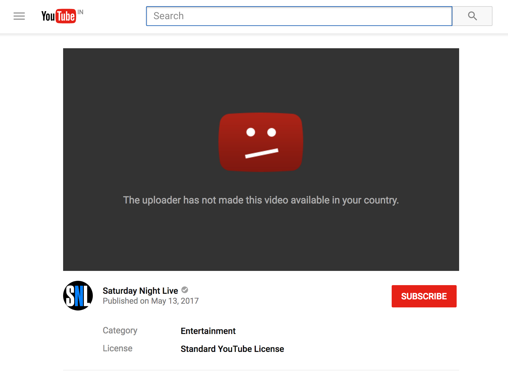 Access Geo Restricted YouTube Videos Without a VPN
